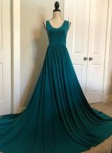 Engagement shoot dress